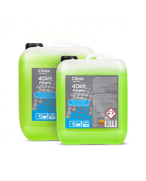 Clinex 4DIRT Foam 5 L